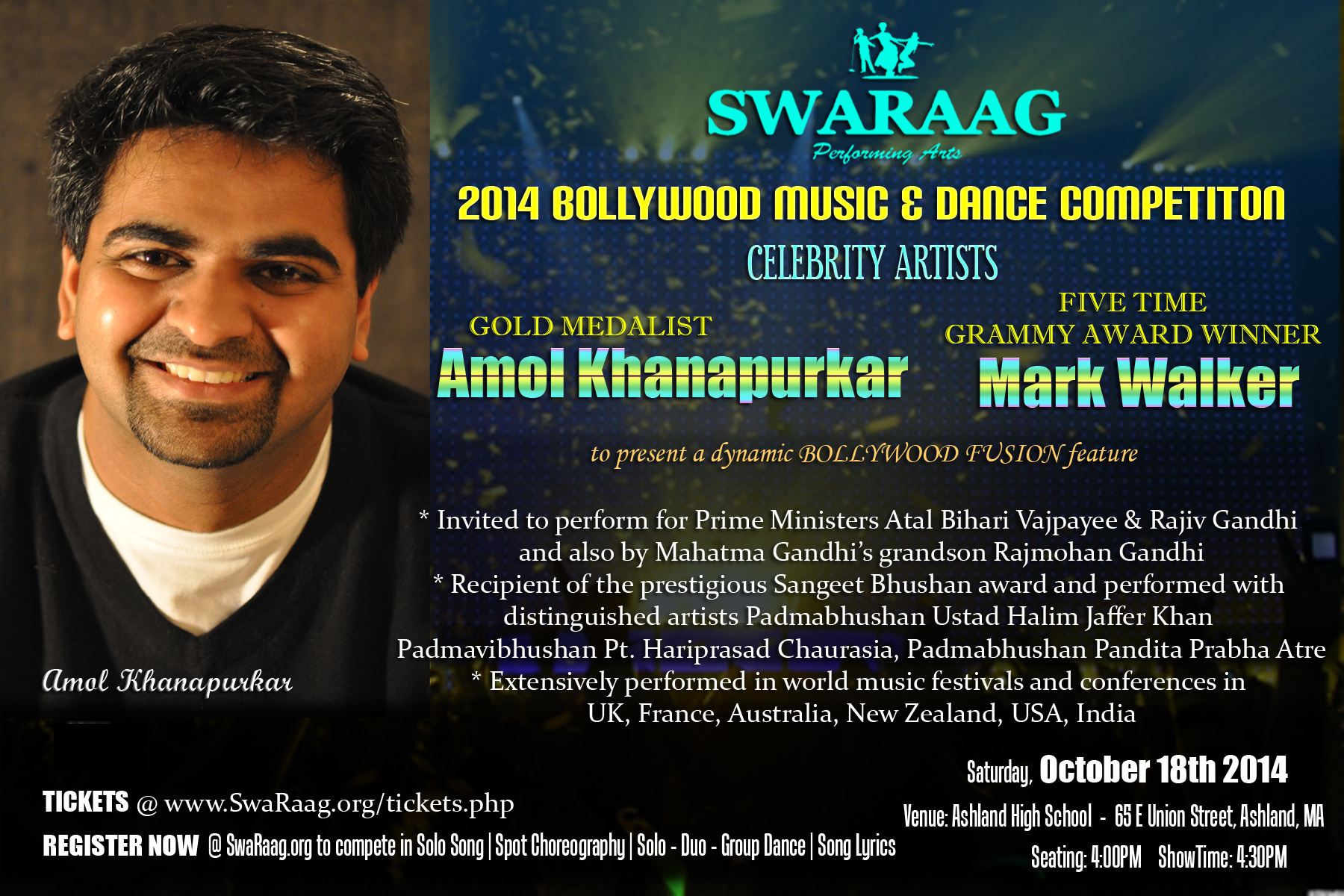 Amol Khanapurkar & Mark Walker